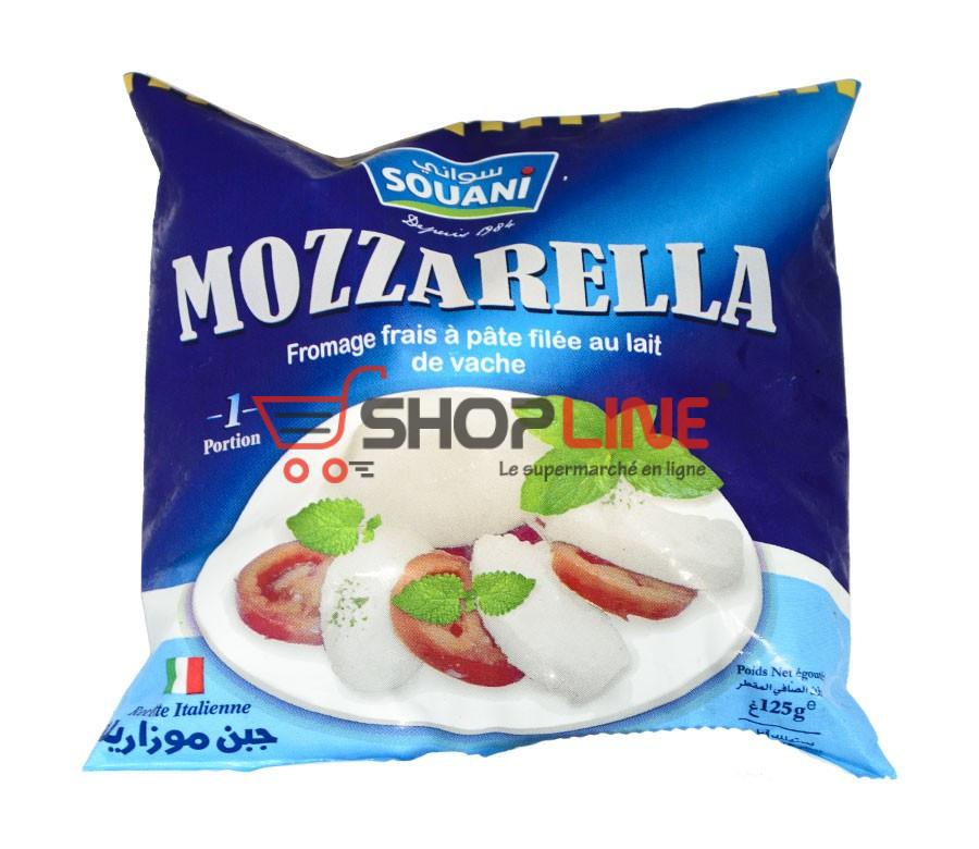Fromage Mozzarella Souani (125g)