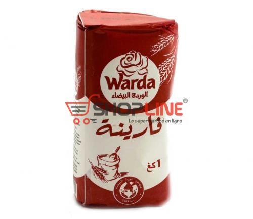Farine pâtissière Warda 1 kg