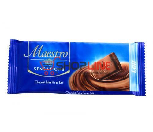 Chocolat au Lait Maestro (30g)