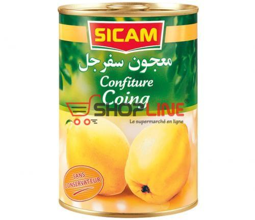 Confiture Coing Sicam (470g)