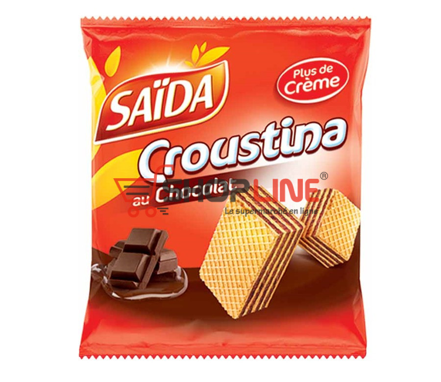 Croustina au Chocolat Saida 33g