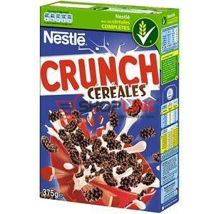 Céréales Crunch Chocolat Nestlé (375g)