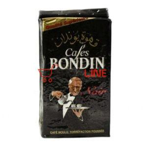 Café Foncé Bondin Noir 250g