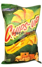 Chips Cerealis Chips-UP Fromage Extra-Affiné 75g
