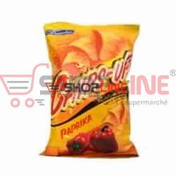 Chips au paprika Chips-up Céréalis Paquet de 75g