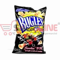 Chips Bugles Smokin bbq Céréalis Paquet de 75g