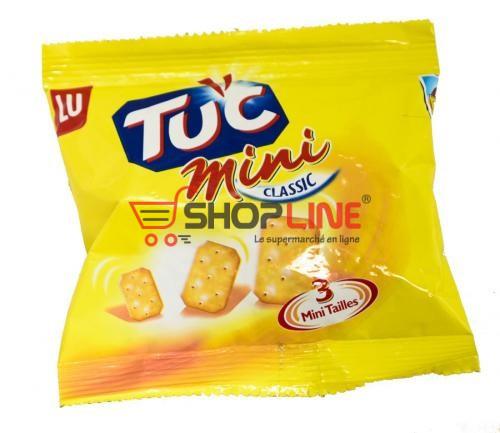 Biscuits Salés Mini Tuc LU 30g
