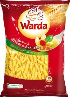 Pâtes Plume Courte Warda (500g)