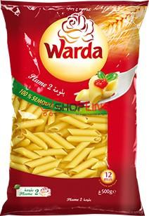 Pâtes Plume Longue Warda (500g)