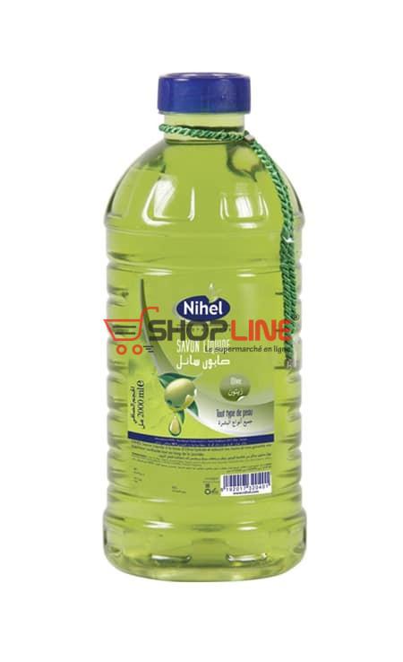 Savon Liquide Olive 2L