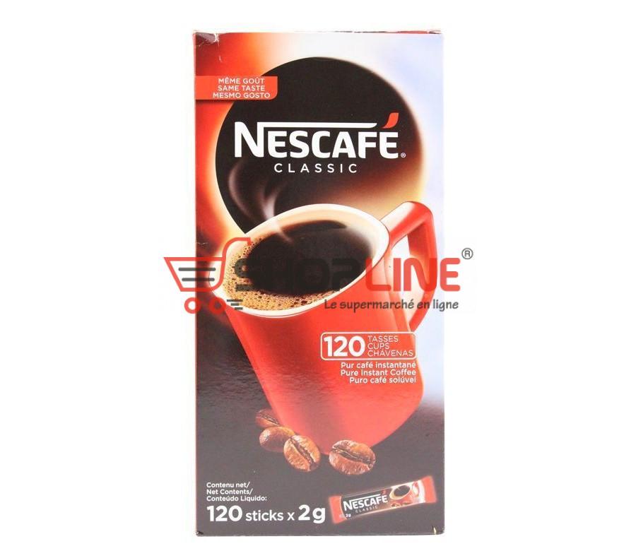 24 Dosettes Nescafé Classic Nestlé