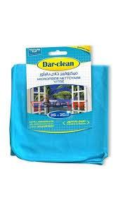 Dar Clean Lavette Microfibre Nettoyage Vitre