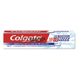 COLGATE Sensation blancheur 75ml