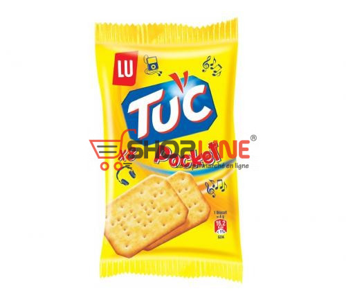 Tuc Pocket 8 Biscuits 32g